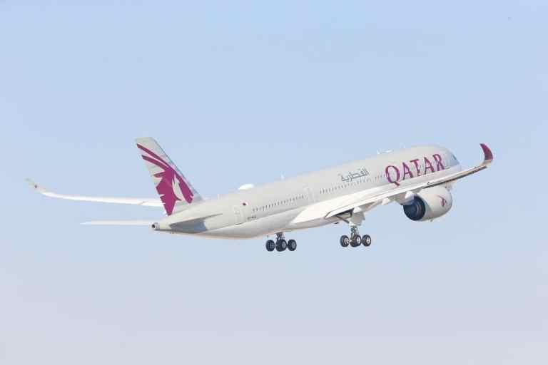 Qatar Airways Resumes Flights Algiers