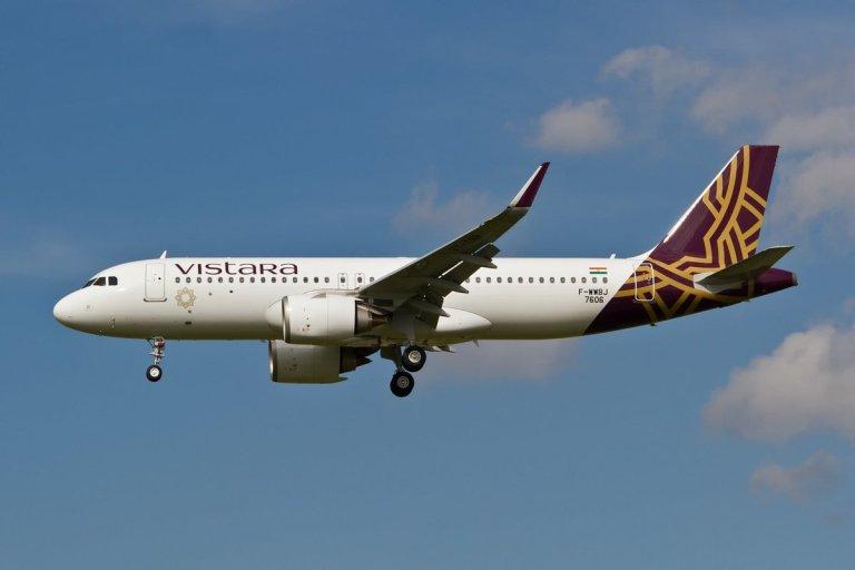 Vistara Flights Delhi Doha