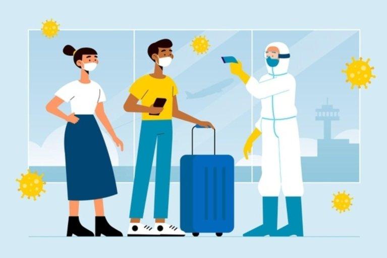 5 Covid Positive Delhi Airport