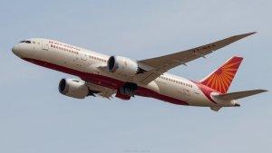 Air India Delhi-Chicago
