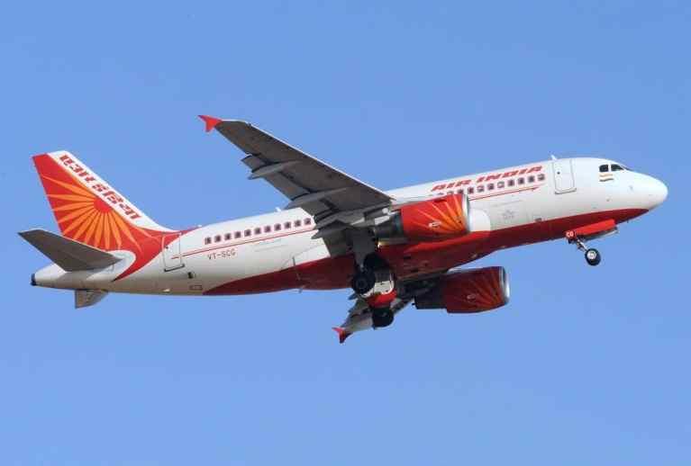 Air India Hyderabad-Chicago