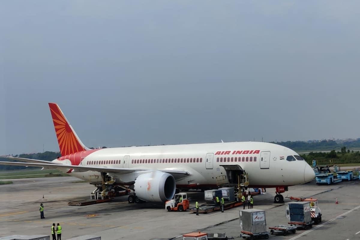 Air India bidding