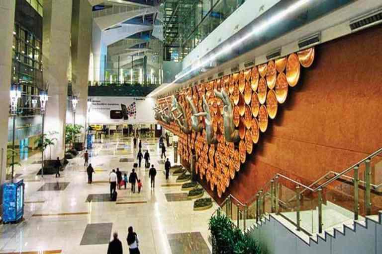 Delhi Airport Automate Immigration