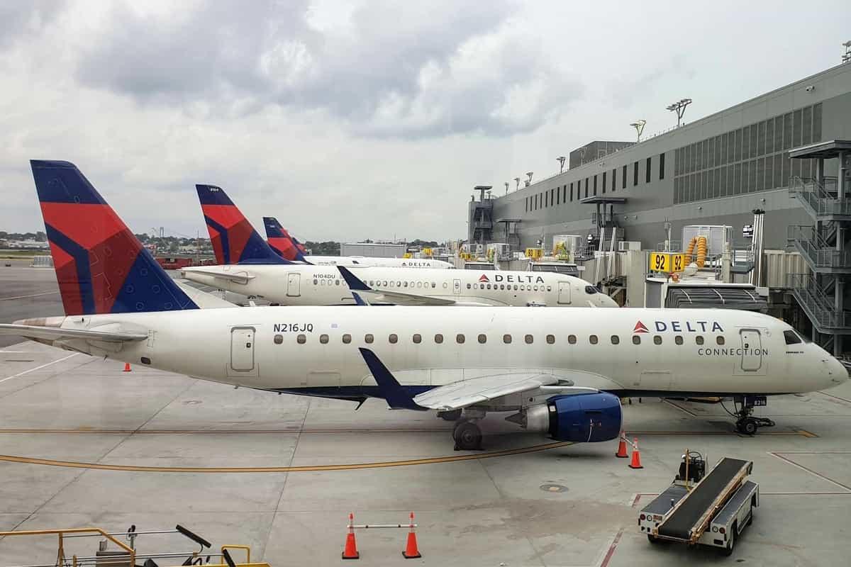 Delta International Flights