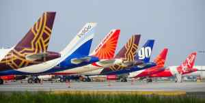 Domestic Airline 80% Capacity