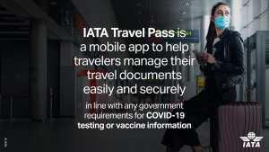 IATA Travel Pass Key Design Elements