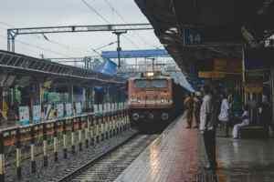 Indian Railways Regular Train