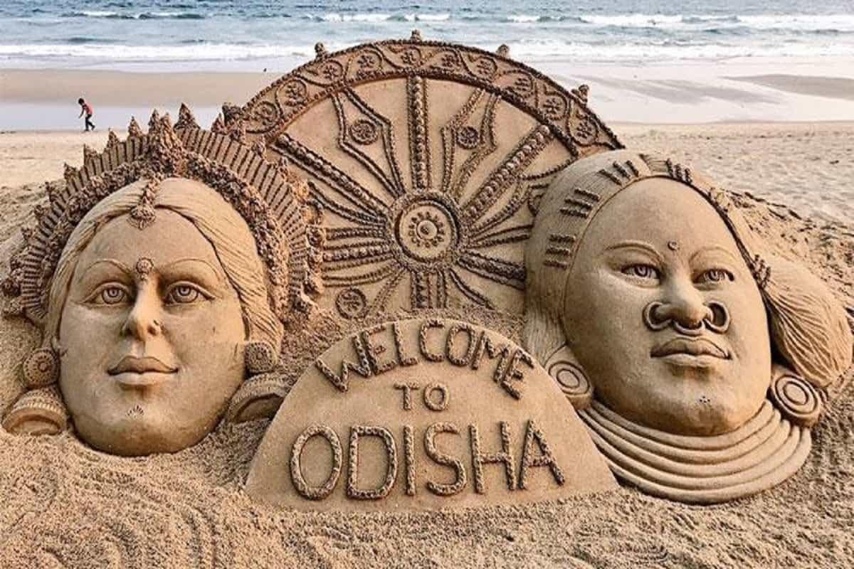 Odisha Road Trip Circuits