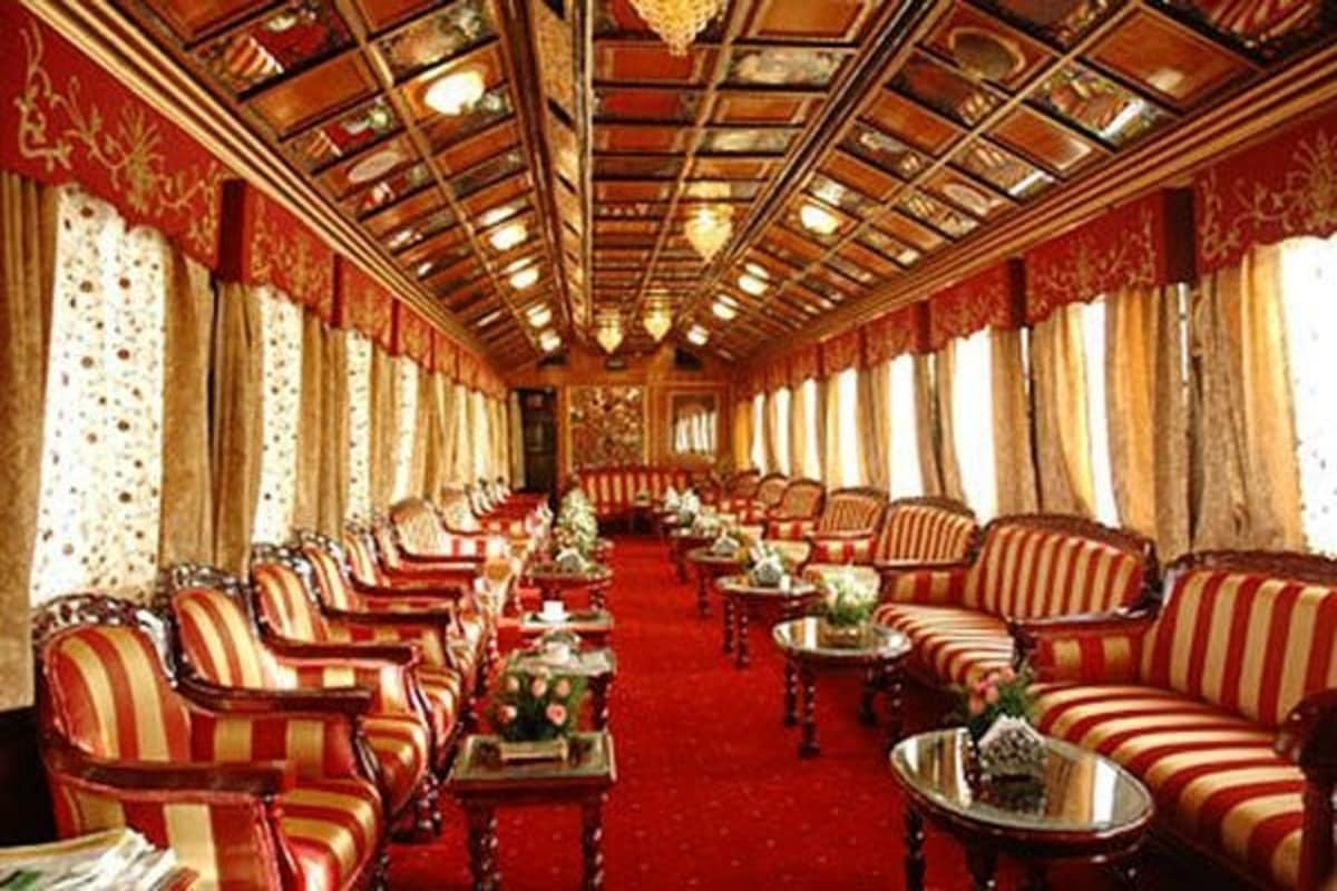 Palace On Wheels 30% Discount