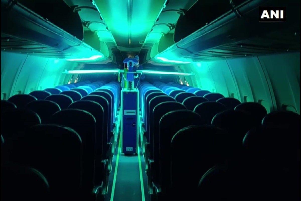 Air India Express Robotic Technology