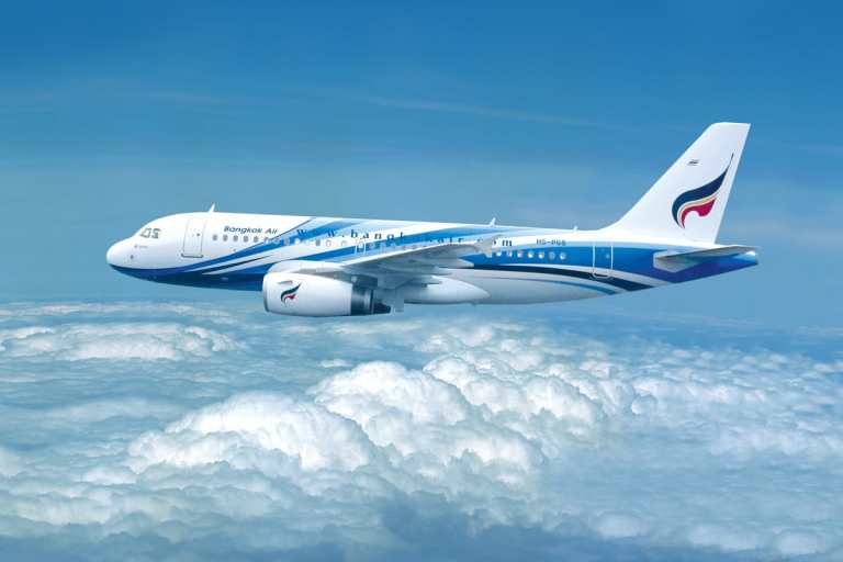 Bangkok Airways Flight Reductions