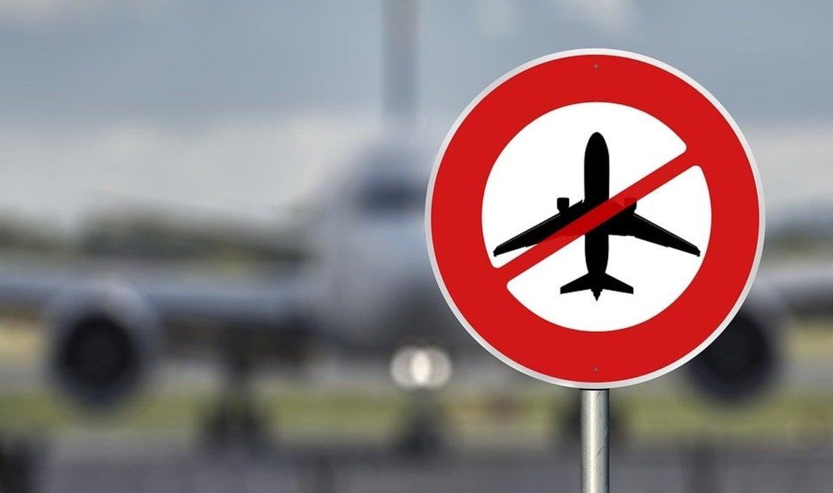 Delhi Airport No Flight Operation