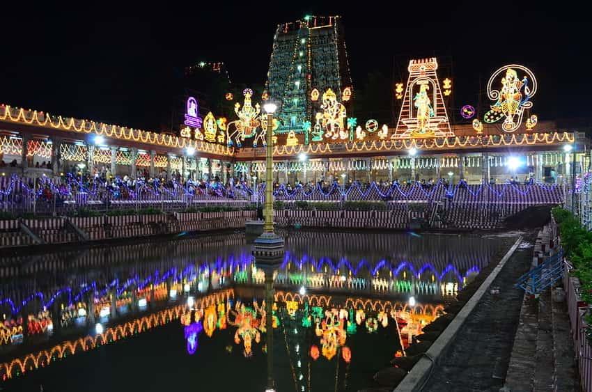Float Festival Madurai