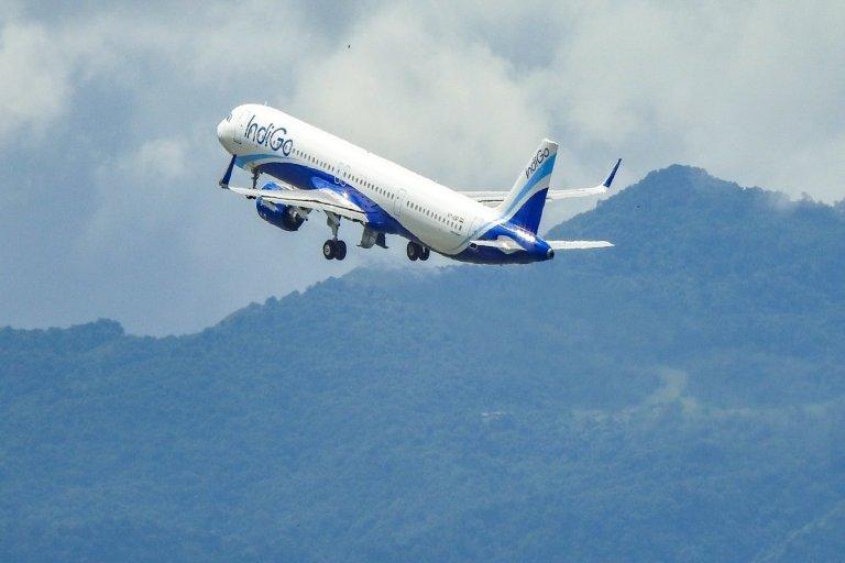 IndiGo flights India Kuwait