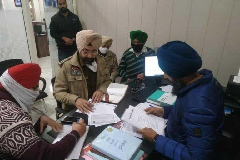 Ludhiana Police Fraud Travel Agents
