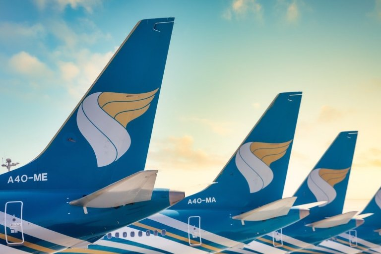 Oman Air Flights In February
