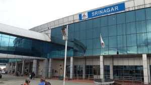 Flight Services In Kashmir Affected
