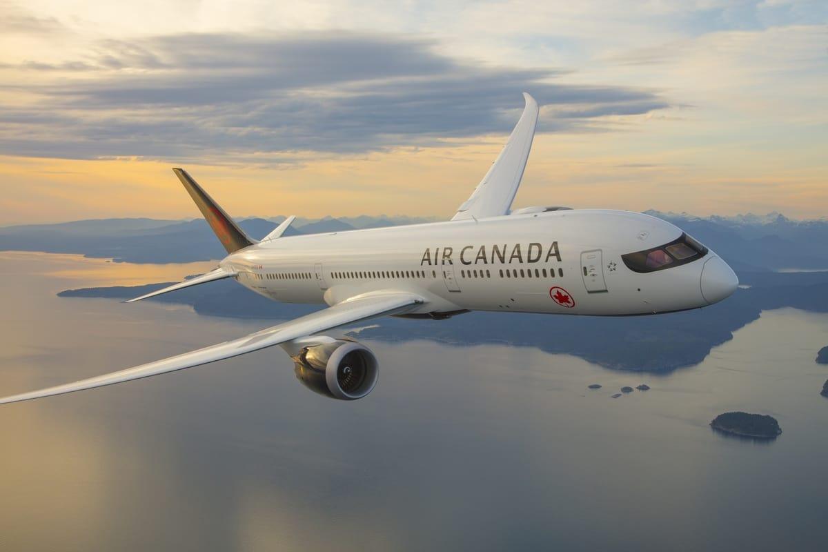 Air Canada Suspends International Flights