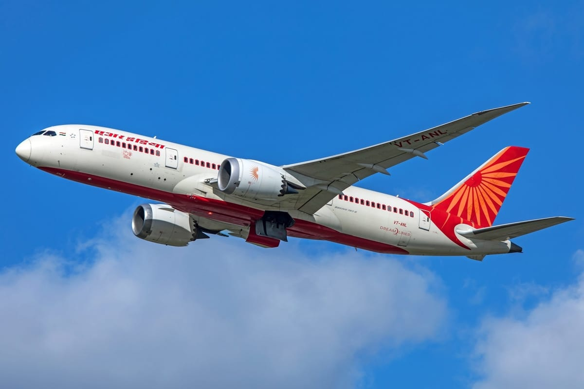 Air India Waiver For Flights To Canada