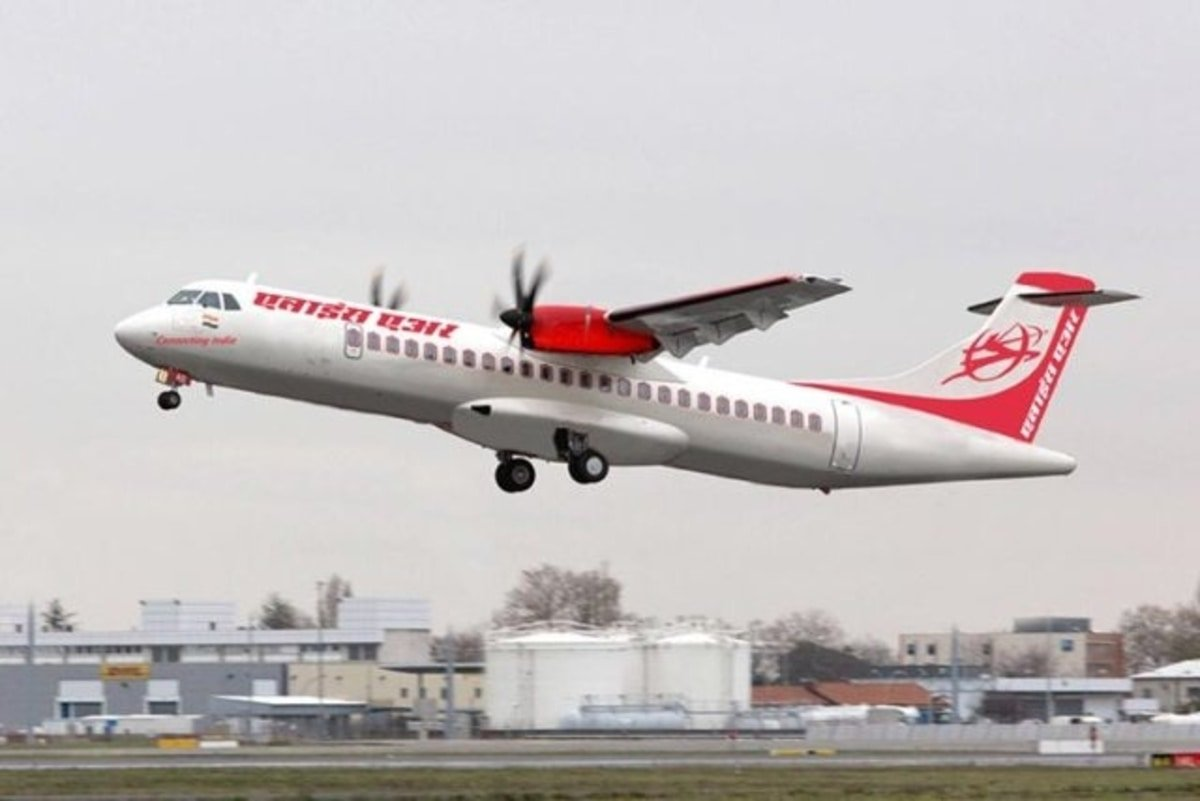 Alliance Air Pantnagar Delhi flights