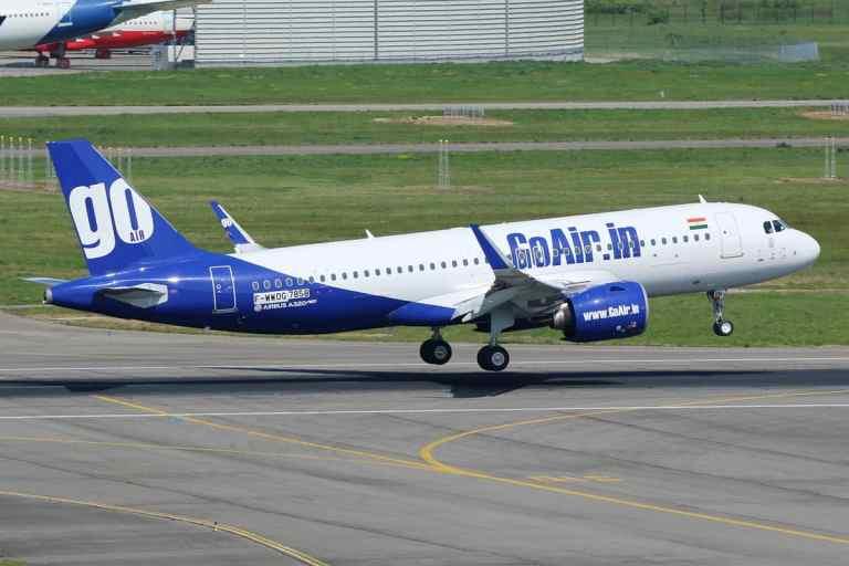 GoAir Hyderabad Male Flights