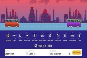 IRCTC Online Bus Bookings