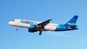 Jazeera Airways Flights
