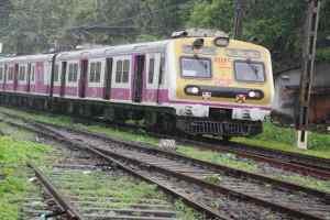 Mumbai Local Train Services Resume