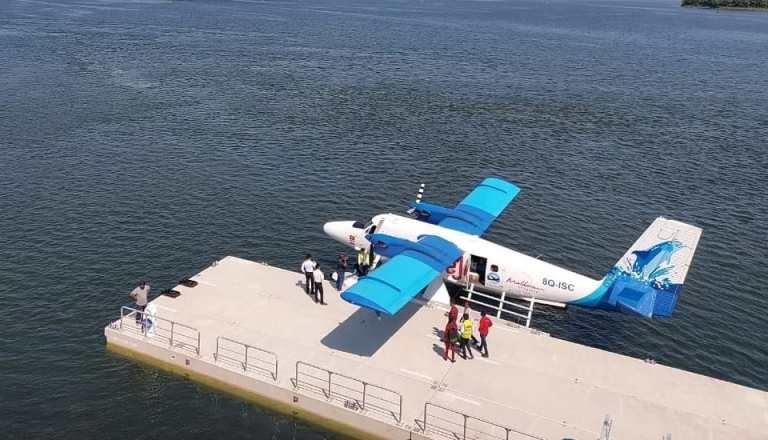 SpiceJet Seaplane Service From Yamuna