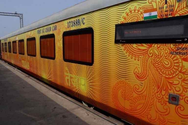 Tejas Replace Delhi Varanasi
