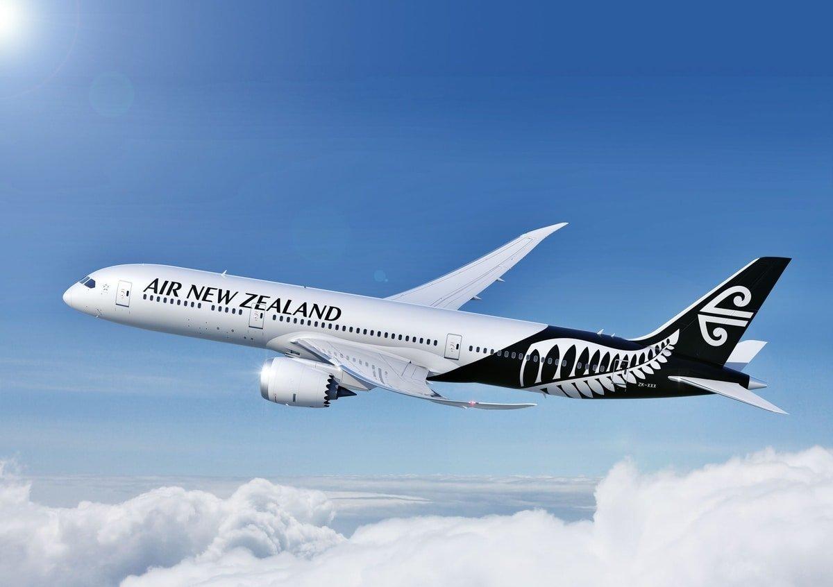Air New Zealand Quarantine-Free Flights