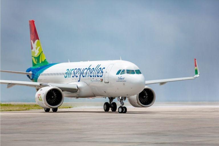Air Seychelles Flights Mumbai Seychelles