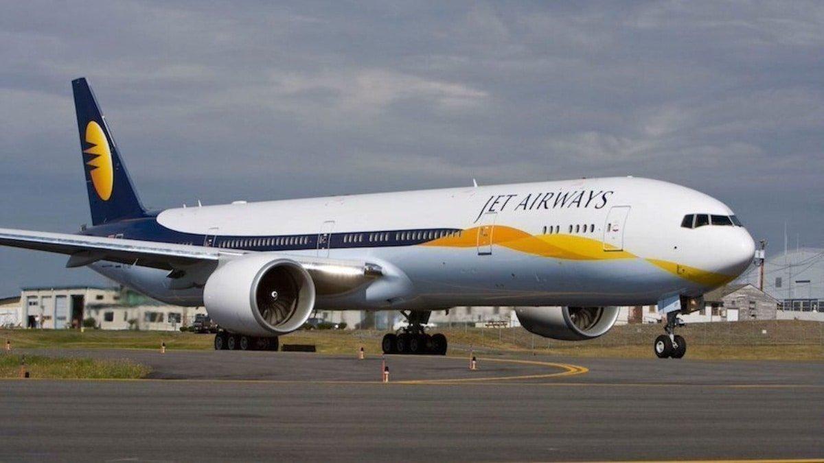 Jet Airways Airport Slots