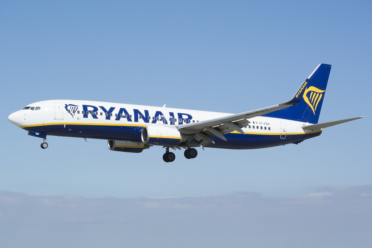 Ryanair Launches 26 New Routes