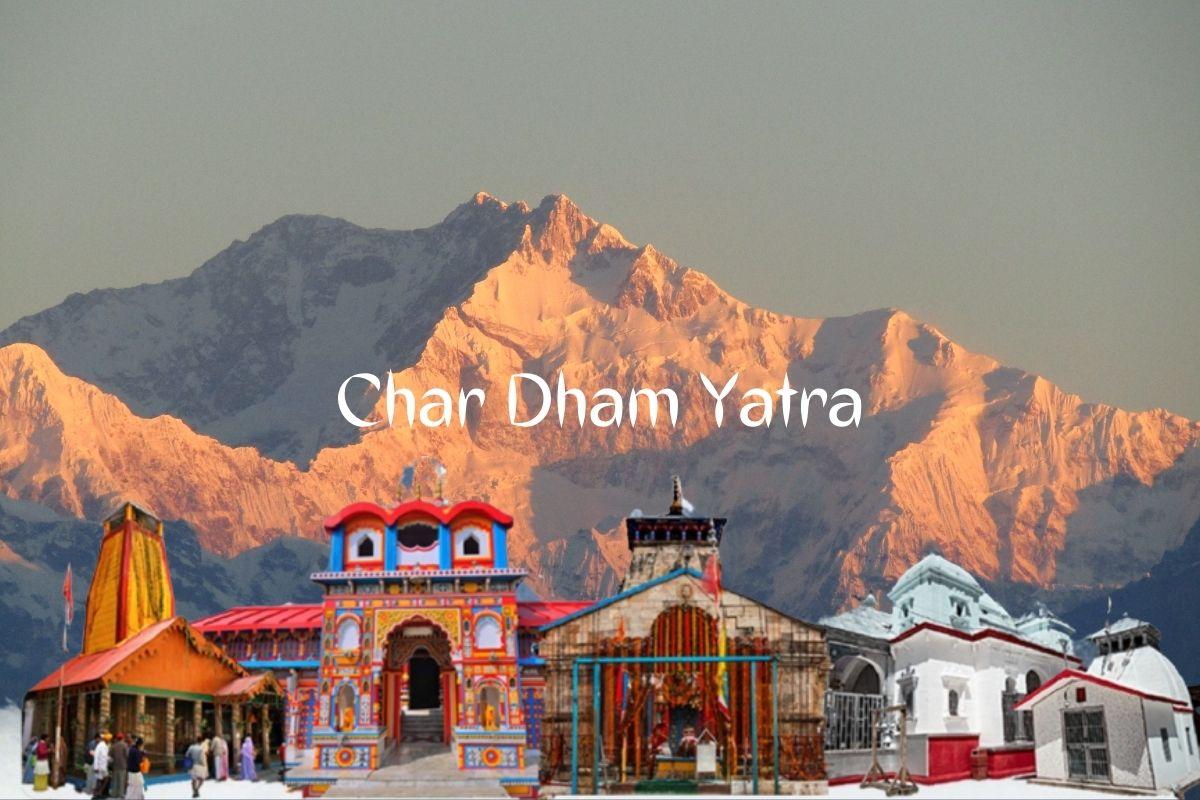 Govt Suspend Char Dham Yatra