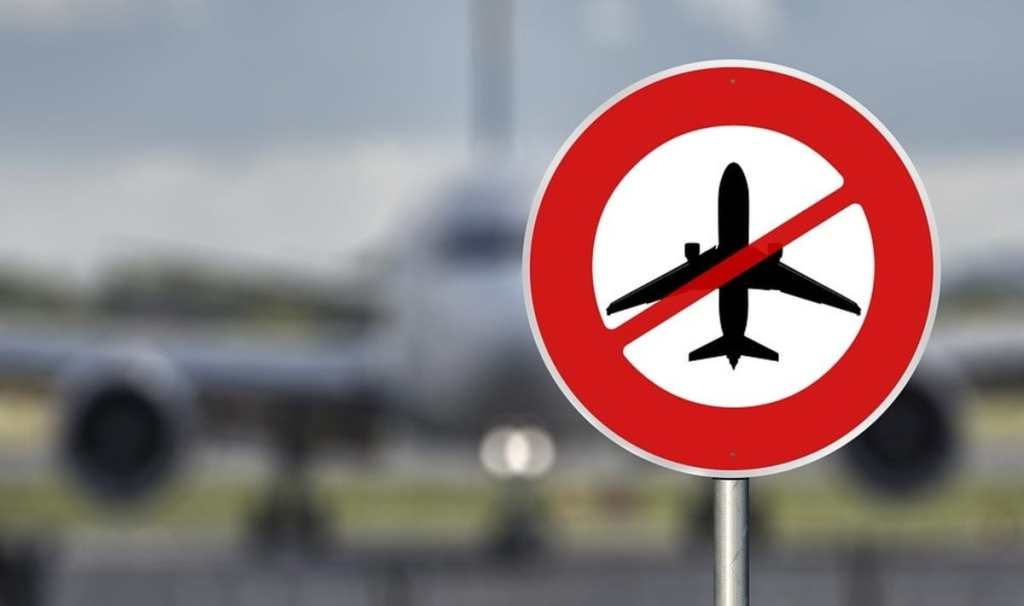 Countries That Have Suspends Flights From India
