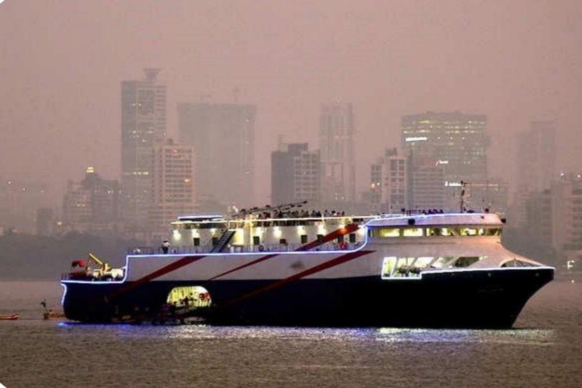 Cruise Service Between Surat And Diu