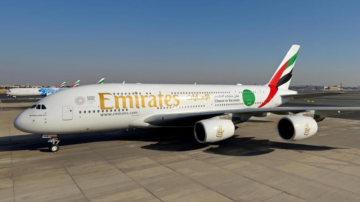 Emirates Suspend Flights Between India And UAE