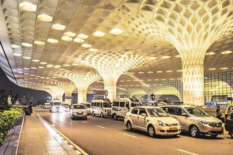 Flight Operations At Mumbai Airport Disrupted