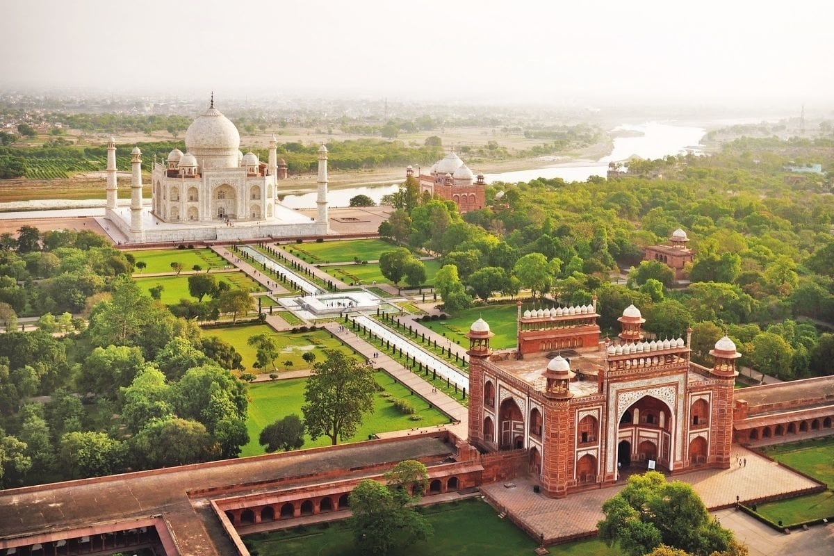 India To Open All Monuments