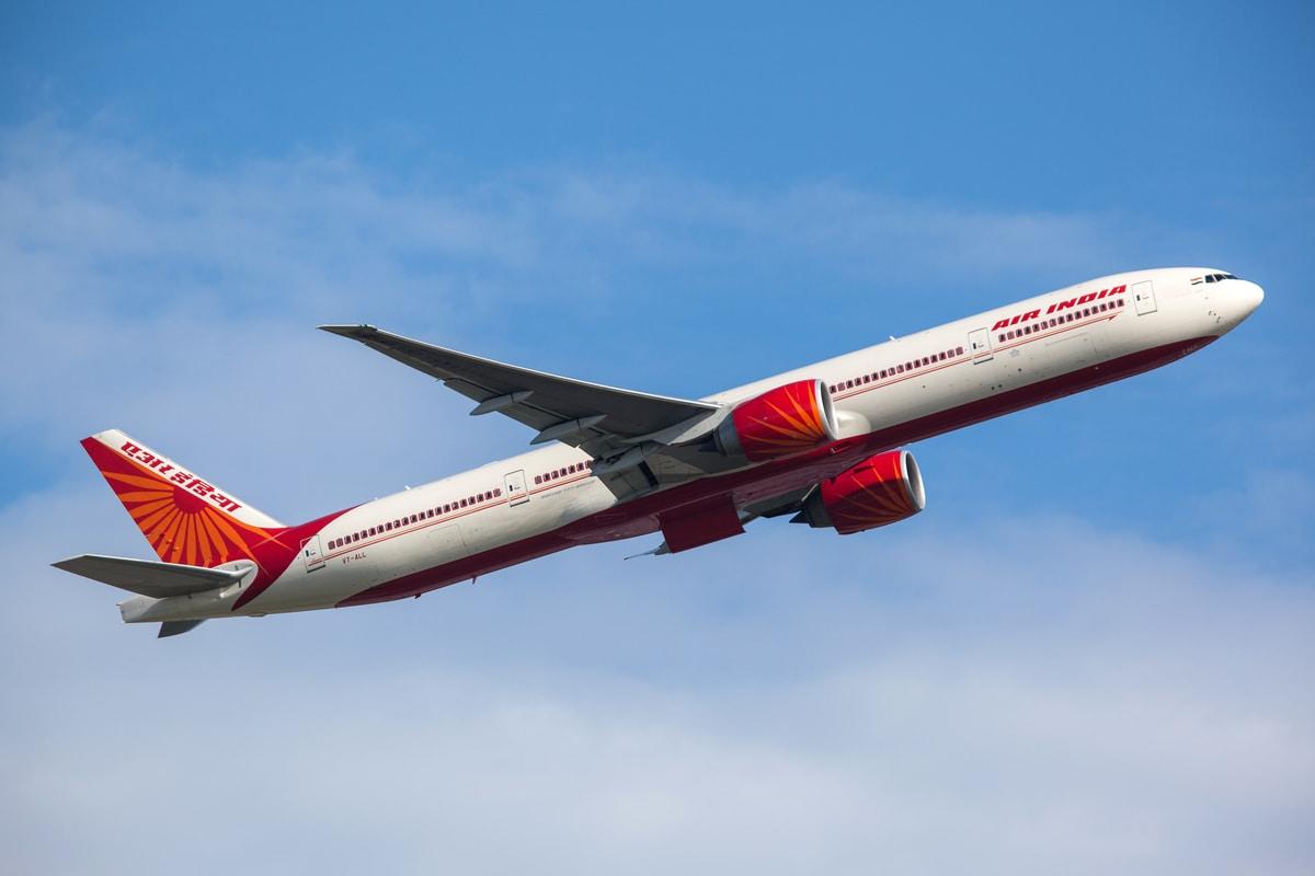 Air India Flight Network