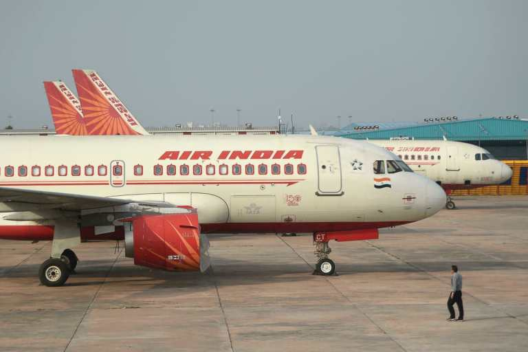 Bids Submit For Air India Sale