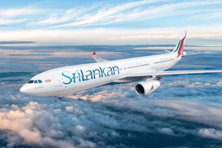 SriLankan Airlines Resumes Flights From India