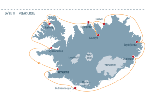 ProCruise's trip around Iceland