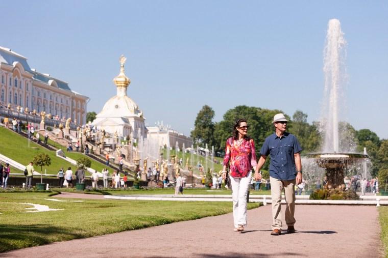 Azamara Russia Tour