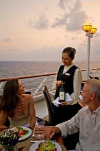 Azamara Ship Dining