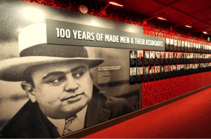 Photo courtesy of the Mob Museum.