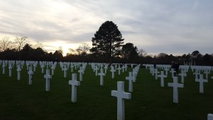 Bayeux Shuttle cemetery
