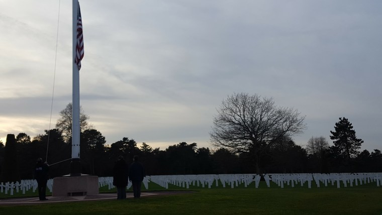 American Cemetery Bayeux Shuttle