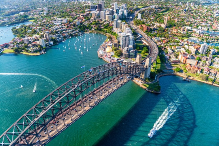 #2 Sydney Harbor Bridge fun facts